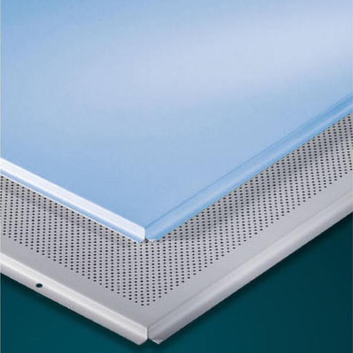 穿孔铝扣板生产厂家讲讲穿孔铝扣板优缺点有哪些-佛山美利龙