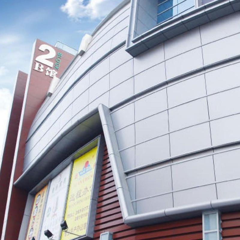 铝蜂窝幕墙有什么优点?跟着办公室铝蜂窝板厂家来看看-佛山美利龙