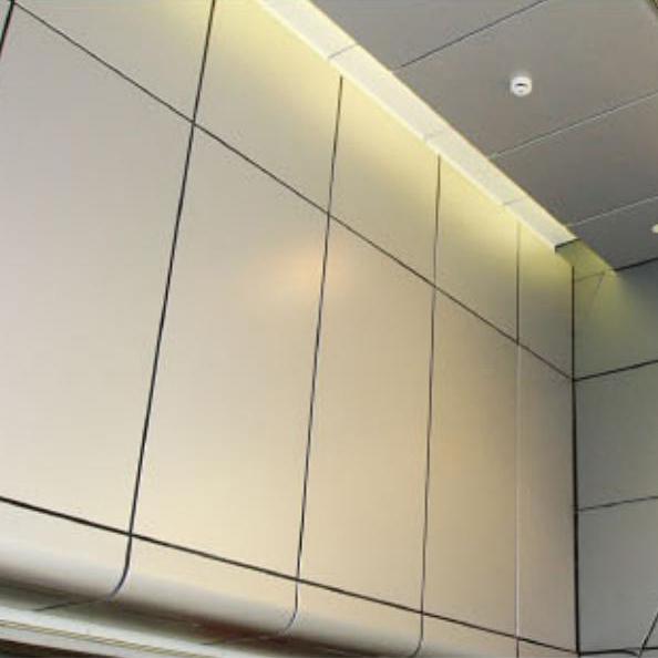 铝单板幕墙怎么安装
