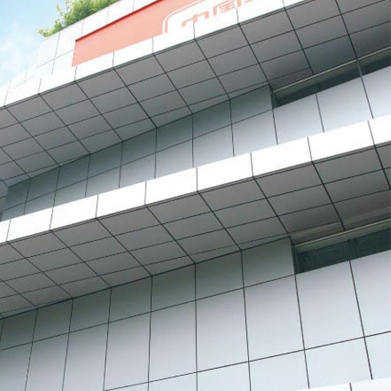 无缝铝单板幕墙的特性