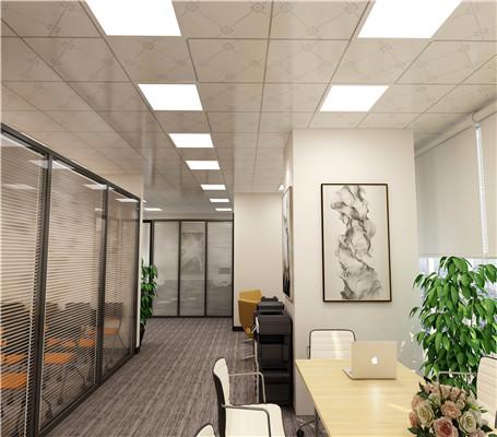 办公室铝扣板吊顶怎么装