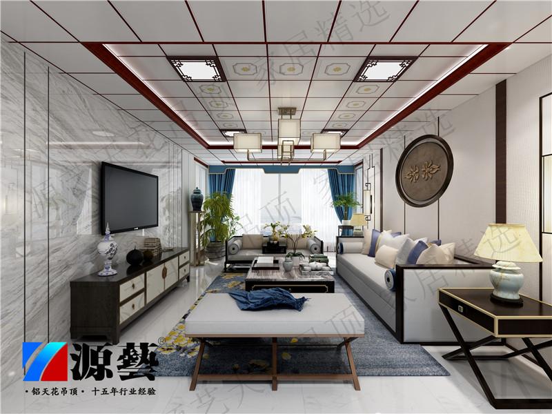 客厅铝扣板吊顶厂家讲讲铝扣板吊顶安装有哪些误区?