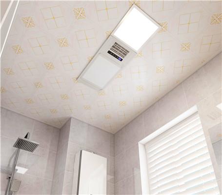 卫生间吊顶吊多高?卫生间铝扣板吊顶厂家来讲几点!