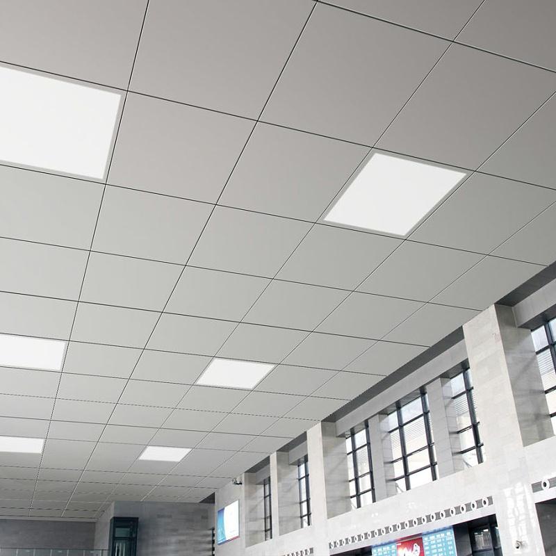 铝扣板批发厂家详解食堂铝扣板吊顶可行性。