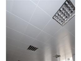 铝扣板吊顶有缝隙?卫生间铝扣板吊顶厂家这几点是原因-佛山美利龙