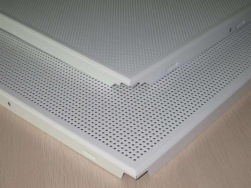 铝扣板和条形铝扣板-什么是条形铝扣板吊顶