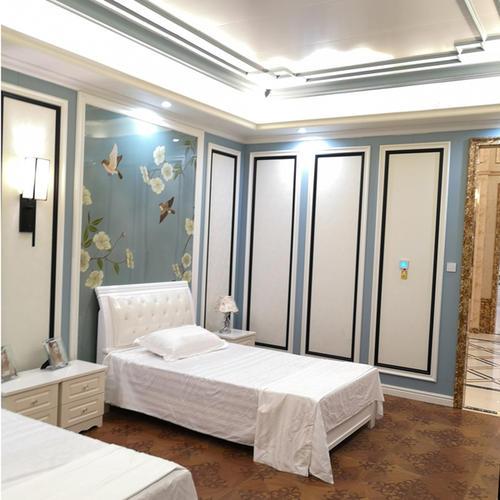 室内墙面装饰铝扣板图片-室内铝扣板厂家分享铝扣板吊顶效果图