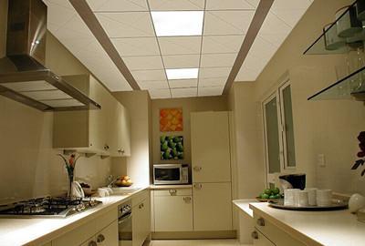 家用集成吊顶工程-家用铝扣板集成吊顶有啥好处呢