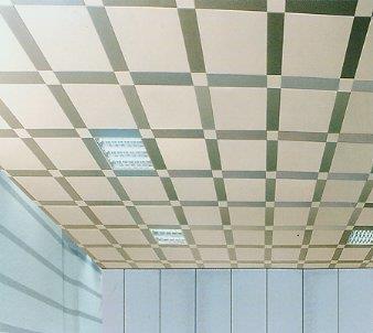 铝扣板吊顶和铝合金吊顶有什么区别-铝塑板和铝扣板吊顶有什么区别