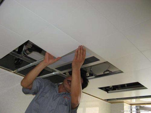 条形铝扣板和方形铝扣板-什么是条形铝扣板吊顶
