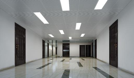 室内墙铝扣板效果图-室内铝扣板厂家分享铝扣板吊顶效果图