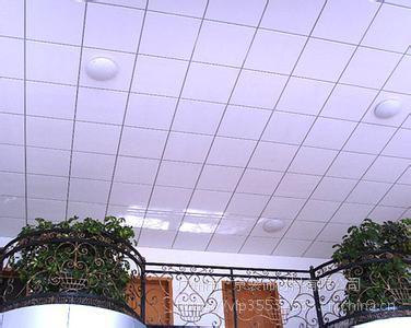 白色铝扣板天花-优质的白色铝扣板天花-白色铝扣板天花专卖店
