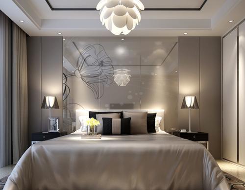 铝扣板吊顶装饰-先来看看这些客厅吊顶效果图怎么装