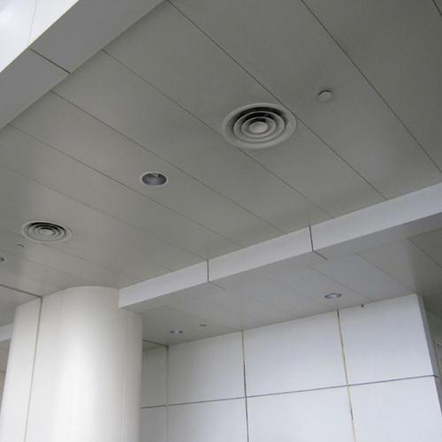 外墙铝扣板厂家-铝单板和铝扣板区别