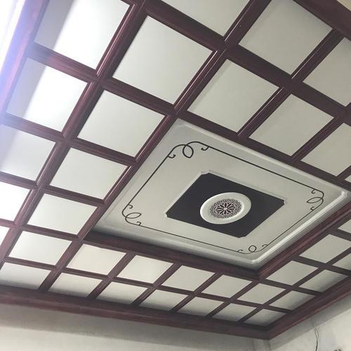 中式二级集成吊顶-铝扣板二级吊顶怎么样