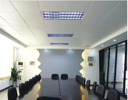 生产铝扣板吊顶-铝扣板吊顶会有缝隙