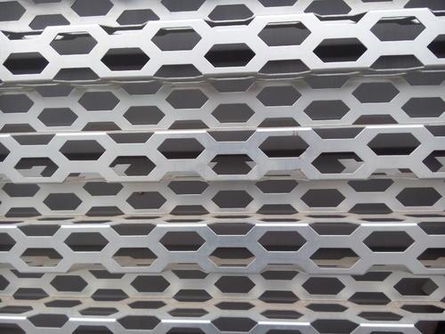 铝扣板外墙装饰效果图-外墙装饰板铝扣板-外墙装饰铝扣板型材效果图