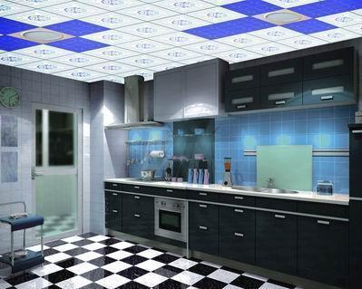 吊顶宽铝扣板-卫生间铝扣板吊顶的高度