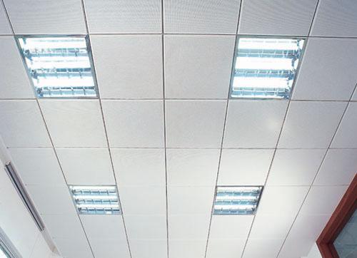 白色吊顶铝扣板-铝扣板吊顶颜色怎么选