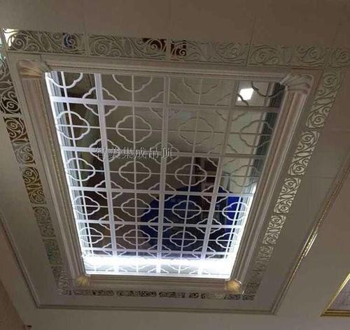 客厅吊顶专用铝扣板-不如来看看客厅铝扣板吊顶厂家怎么讲