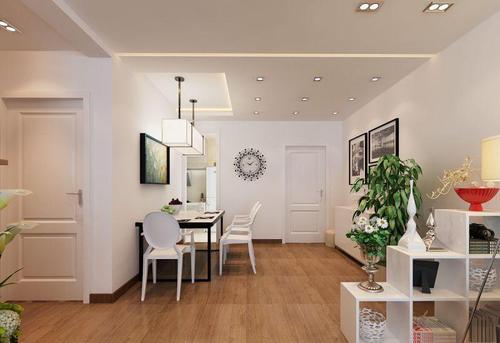 家装客厅铝扣板吊顶图片-客厅铝扣板吊顶厂家给你介绍