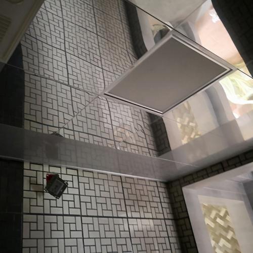 纯黑集成吊顶-客厅铝扣板吊顶厂家之新中式铝扣板吊顶怎么样