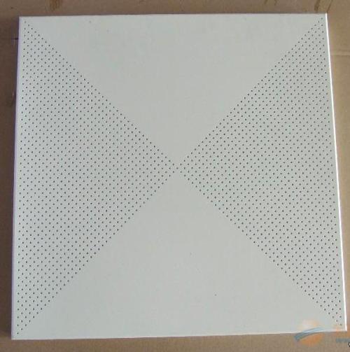 吸音铝扣板规格-吸音穿孔铝扣板优缺点有哪些