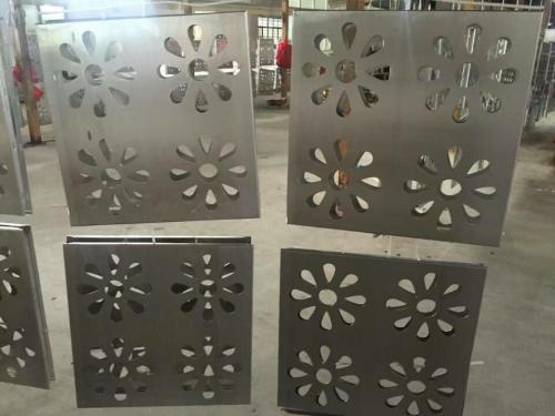 雕花铝扣板-什么是铝扣板热转印