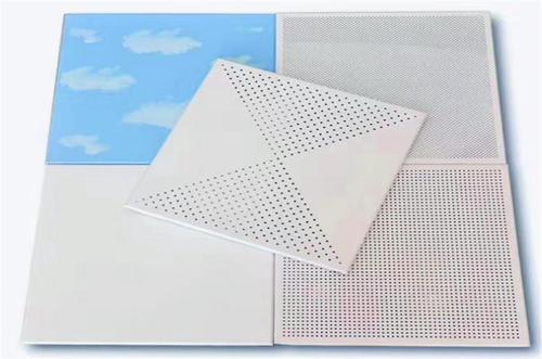 图案铝扣板-什么是铝扣板热转印