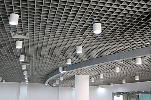 铝扣板铝天花板吊顶-铝天花板吊顶普遍的种类