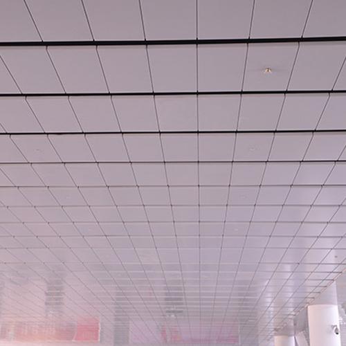 内蒙古铝扣板-走廊通道铝扣板吊顶厂家分析你听