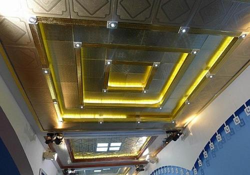 吊顶铝扣板价格平米-铝扣板批发厂家给你盘盘吊顶材料有哪些