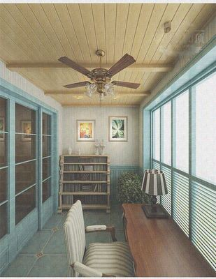 走廊铝扣板-走廊吊顶装修攻略