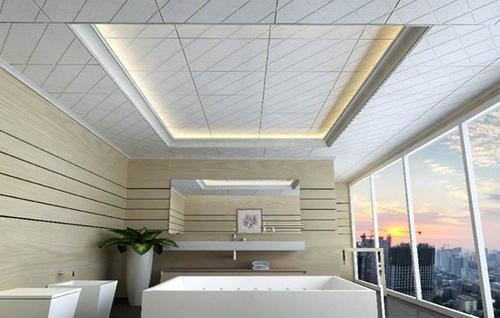 铝扣板吊顶材料多少钱-铝扣板批发厂家讲讲集成铝扣板吊顶多少钱