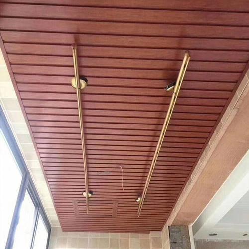 吊顶铝扣板大小-卫生间吊顶铝扣板这样选