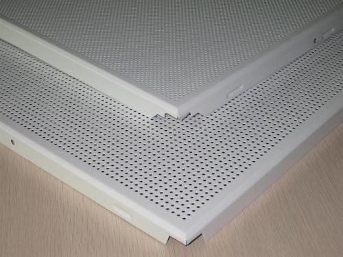装璜的铝扣板-铝扣板的基材