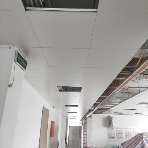 内装饰墙铝扣板图片-卫生间铝扣板吊顶图片大放送