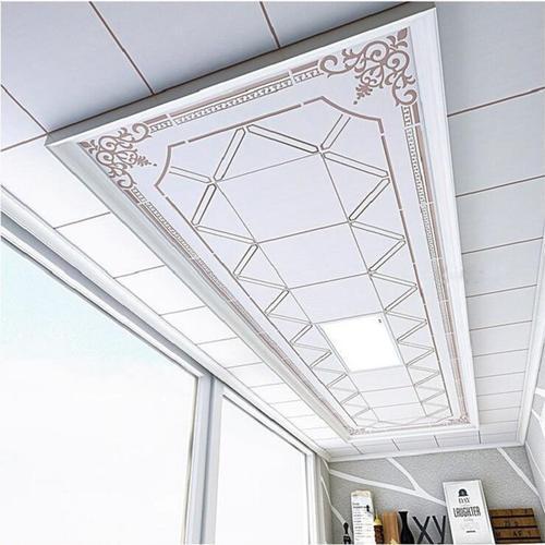 卫生间错层吊顶铝扣板-铝扣板吊顶怎么错层