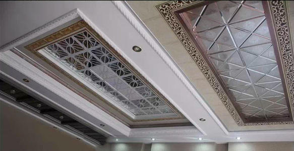 集成吊顶拼角-铝扣板吊顶怎么拆快来学起来