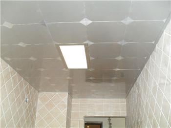 铝扣板吊顶选择什么牌子-集成吊顶铝扣板用什么胶