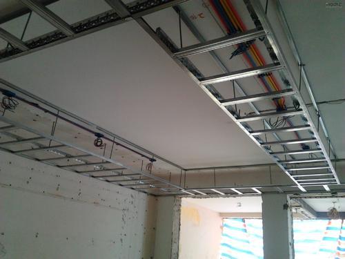吊顶材料铝合金扣板-铝合金扣板吊顶价格的奥秘