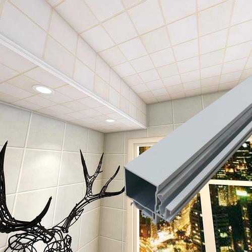 集成铝扣板包柱子-铝扣板集成吊顶3种包梁方法