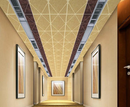 酒店铝扣板吊顶-酒店选用的铝方通