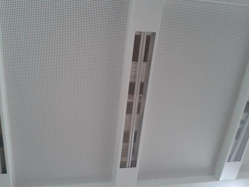牡丹江铝扣板-微孔铝扣板和穿孔铝扣板