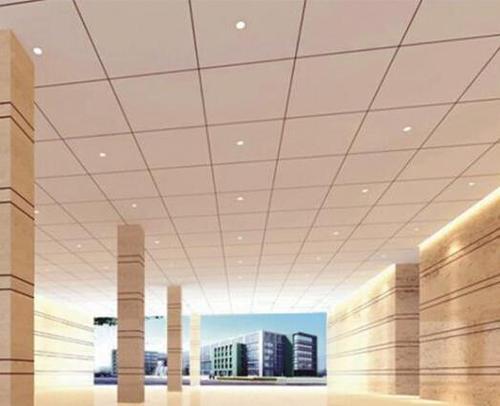 铝扣板吊顶有限公司-办公楼吊顶材料有那些