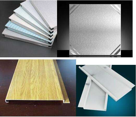 家庭铝扣板吊顶-为什么说集成吊顶适合家庭装修