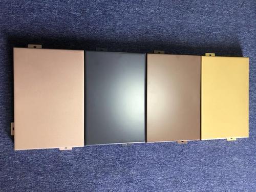 浴室吊顶铝扣板-了解装修材料铝扣板