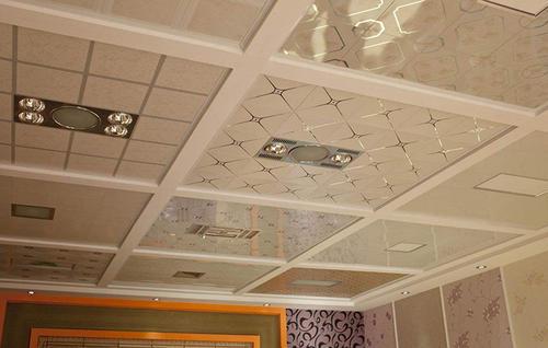 集成吊顶厚标准尺寸-集成吊顶边角线