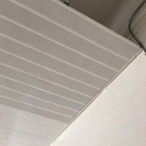 辽宁铝扣板品牌-品牌商城铝扣板工程案例效果图