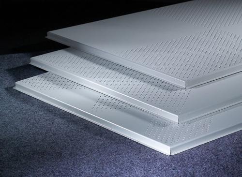 苏州集成铝扣板-苏州集成铝扣板专业定制-冲孔苏州集成吊顶铝扣板